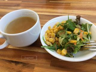 サラダとスープ - No.780124