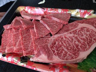 美味しそうなお肉の写真・画像素材[778397]