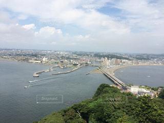 江ノ島からの景色、その1の写真・画像素材[778733]