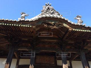修善寺の仏閣の写真・画像素材[885901]