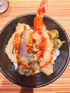 京都の天丼の写真・画像素材[802194]