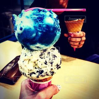 サーティワンアイスクリームの写真・画像素材[780110]