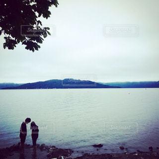 休日のカップルの写真・画像素材[780114]