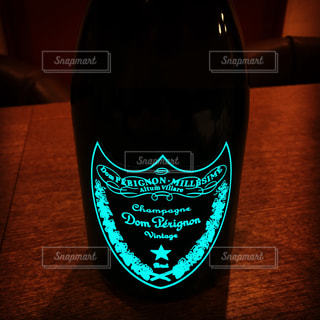 高級シャンパンの写真・画像素材[807121]