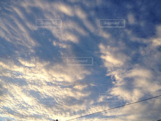 生きている雲の写真・画像素材[791574]