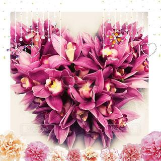 花のハート - No.785534