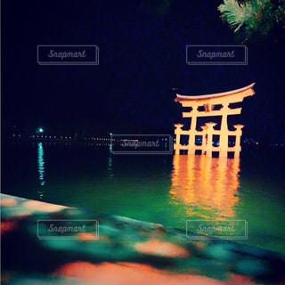 川のぼやけた画像の写真・画像素材[781159]
