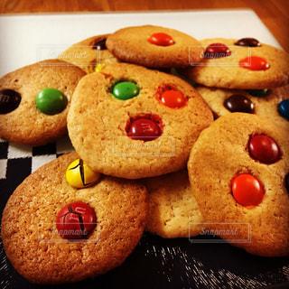アメリカンクッキーの写真・画像素材[1058366]