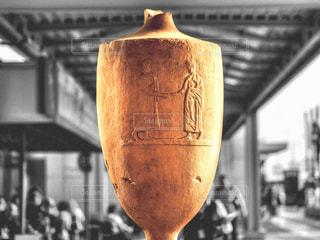 アテネ空港の展示物の写真・画像素材[804720]