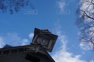 札幌市時計台の写真・画像素材[912885]