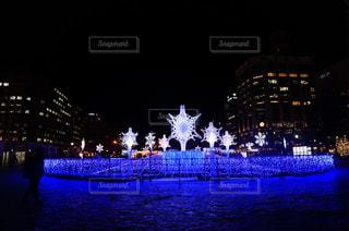 札幌大通りイルミネーションの写真・画像素材[912891]