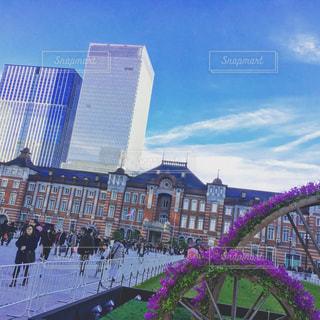 東京駅の写真・画像素材[930003]