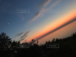澄み切った空気の写真・画像素材[784088]