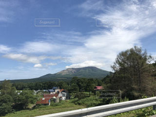 北海道の山の写真・画像素材[784161]