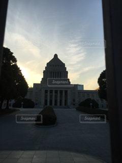 国会議事堂の写真・画像素材[841354]