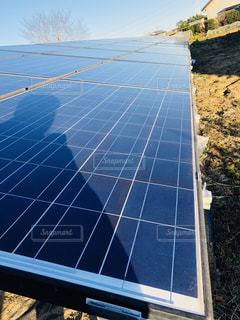 太陽光発電の写真・画像素材[913134]