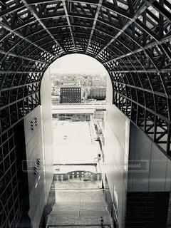 京都駅ビルの写真・画像素材[934851]