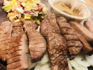 牛タン定食の写真・画像素材[969523]