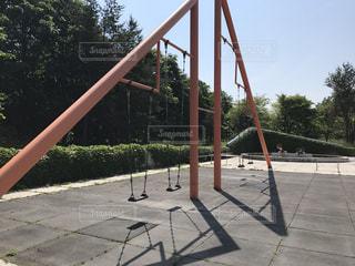 公園のぶらんこ - No.1023288