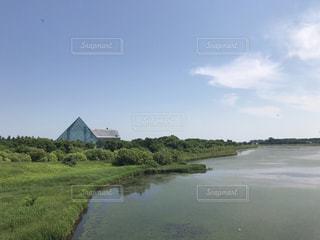 モエレ沼公園の写真・画像素材[1023296]