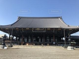 東本願寺の写真・画像素材[1023324]