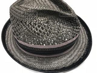 黒の帽子の写真・画像素材[1218776]