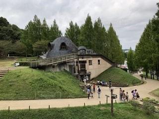 あけぼの公園 ムーミン谷の写真・画像素材[1529648]