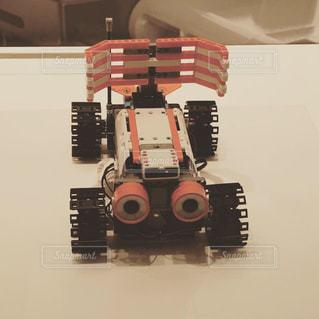 ロボットおもちゃの写真・画像素材[1607938]
