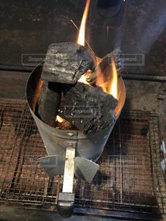 火起こし用具の写真・画像素材[2656214]
