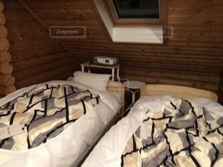 寝室の写真・画像素材[2656221]