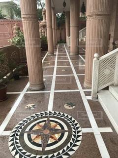 ホテル入り口の写真・画像素材[2747690]