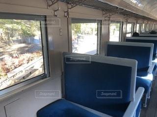 電車内の写真・画像素材[2777151]