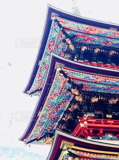 三重塔の写真・画像素材[787192]
