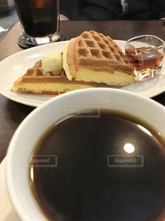 喫茶店にて - No.818108