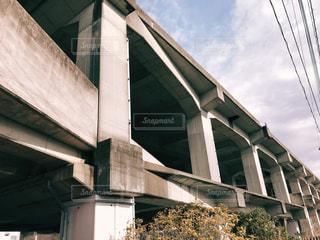 コンクリートの建造物(線路)②の写真・画像素材[992374]