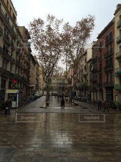 バルセロナの街 - No.785488
