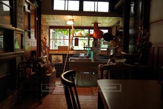 古民家の台所の写真・画像素材[785787]