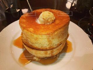 星乃珈琲店のパンケーキの写真・画像素材[4335629]
