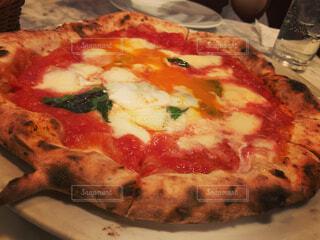 マルゲリータピザの写真・画像素材[4335641]
