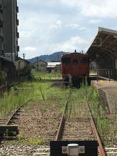 ローカル線終着駅の写真・画像素材[792238]