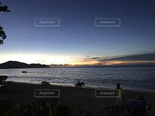 ビーチの写真・画像素材[787312]