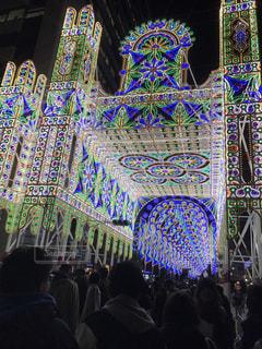 神戸ルミナリエの写真・画像素材[910271]