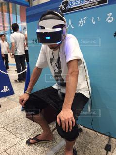 VRに夢中な人 - No.789070