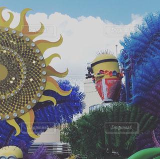 ミニオンパレードの写真・画像素材[790454]