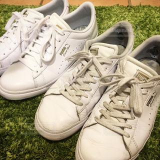 近くに、靴のアップ - No.791098