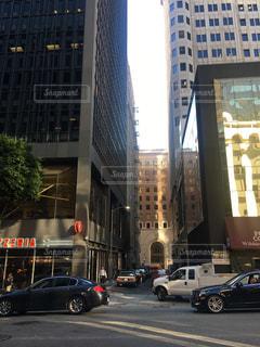 ロサンゼルスダウンタウンの写真・画像素材[792914]