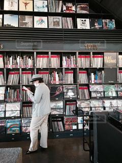 韓国のミュージックライブラリーの写真・画像素材[896702]