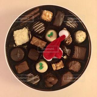 クリスマスチョコレートの写真・画像素材[914224]