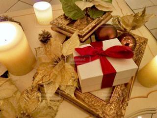 クリスマスの飾り付けの写真・画像素材[914234]