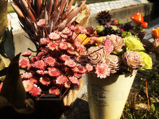 花をクローズアップするの写真・画像素材[2876033]